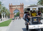 Beer Bike Barcelona