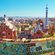 Park-Guell-in-Barcelona-Spain