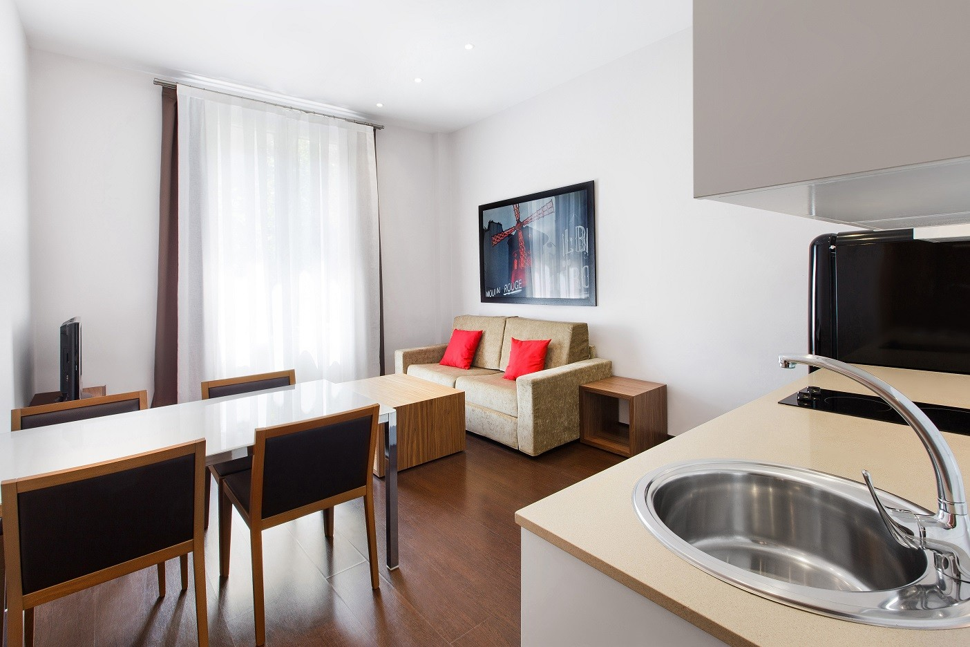 Dailyflats Barcelona Center  2-bedrooms apartment in Barcelona 20