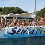 Boat Party Barcelona