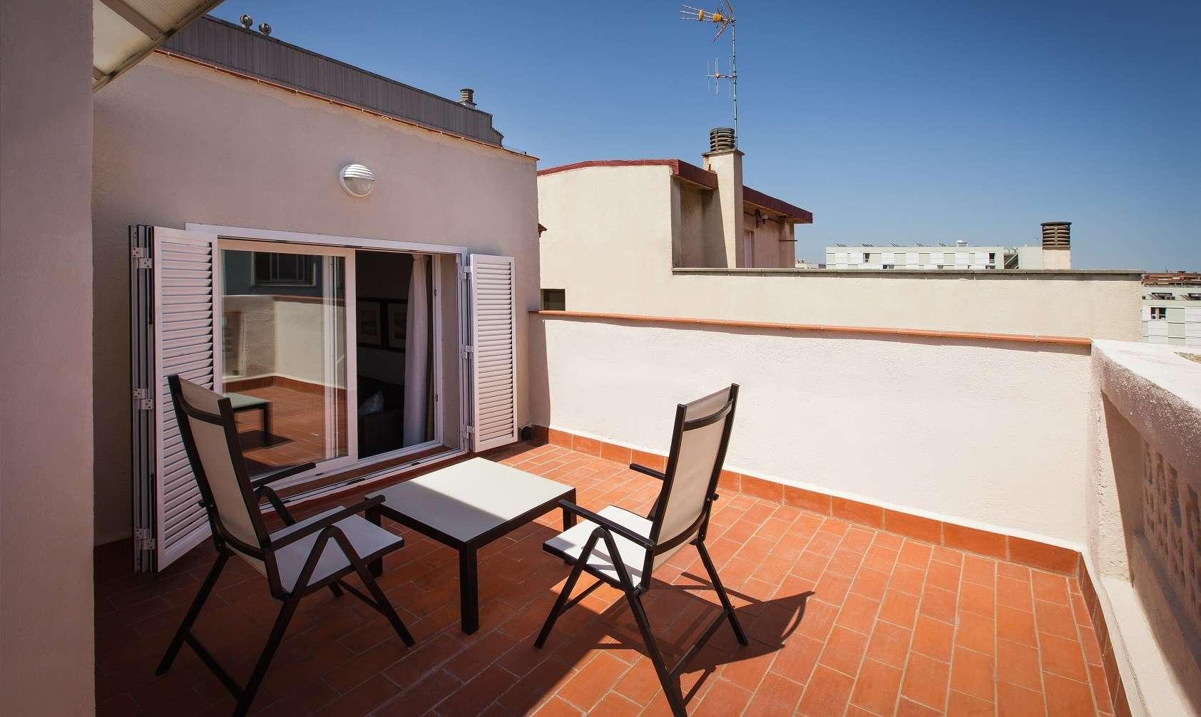 Dailyflats Sagrada Familia 1-bedroom (1-4 adults) Attic apartment in Barcelona 3