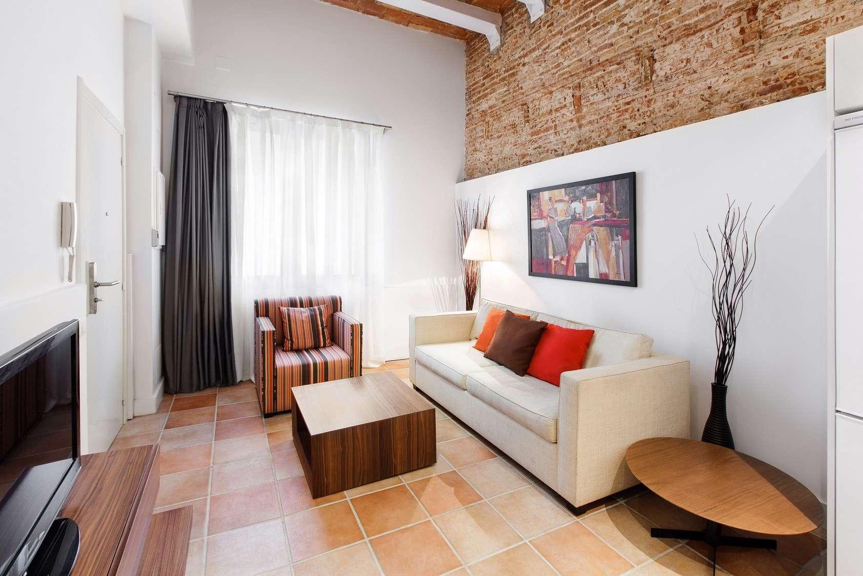 Dailyflats Sagrada Familia 1-bedroom (1-4 adults) apartments in Barcelona 1
