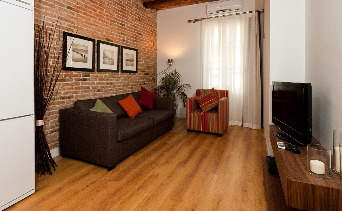Dailyflats Sagrada Familia 2-bedrooms (1-5 adults) apartments in Barcelona 2