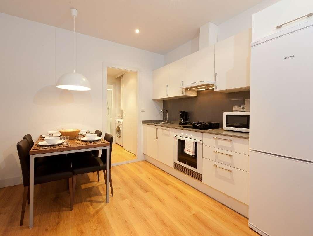 Dailyflats Sagrada Familia area Classic 1-bedroom (1-4 adults) apartments in Barcelona 2