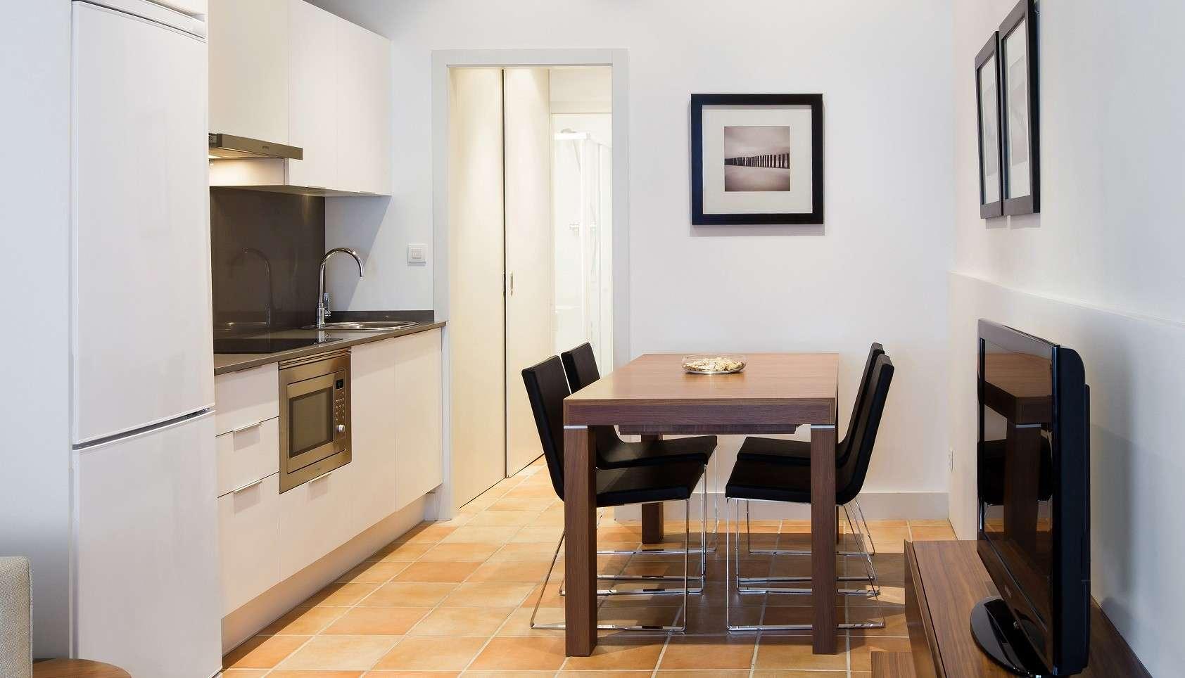 Dailyflats Sagrada Familia area Classic 1-bedroom (1-4 adults) apartments in Barcelona 3