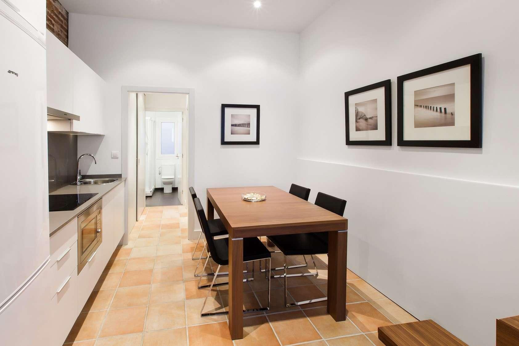 Dailyflats Sagrada Familia area Classic 1-bedroom (1-4 adults) apartments in Barcelona 9